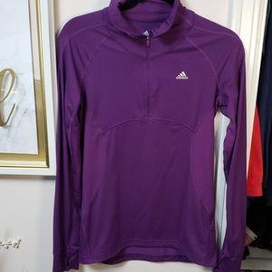 Adidas 1/4 zip top